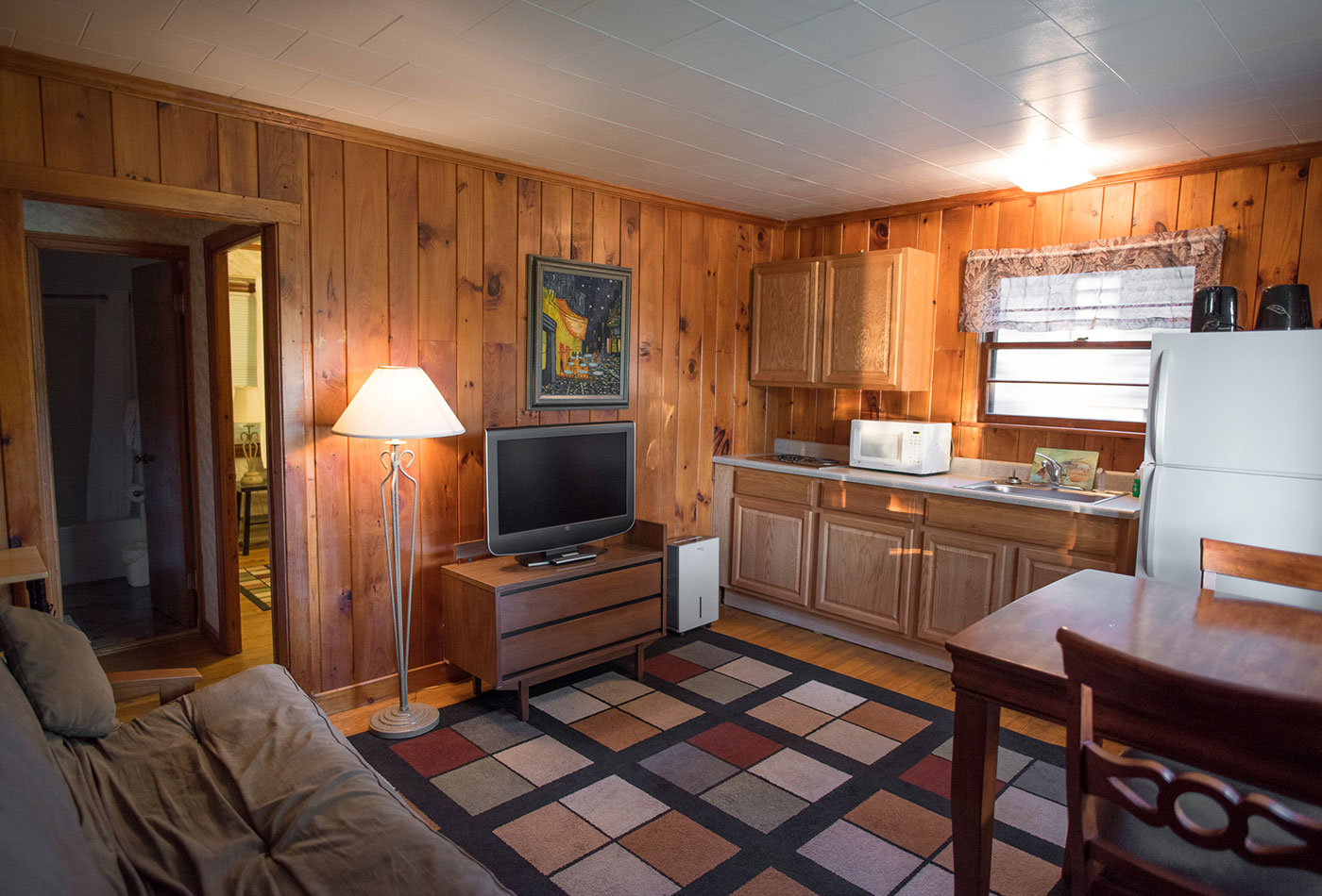 Adirondack cabins with views of lake george dunham s bay for Small room rental