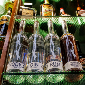 local spirits at dunham's bay resort