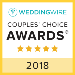 wedding wire 2018 couple's choice award